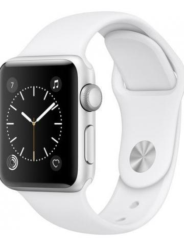 Apple Watch Series 2 Smartwatch - Assorted Colors and Sizes / Silver/White / 42MM