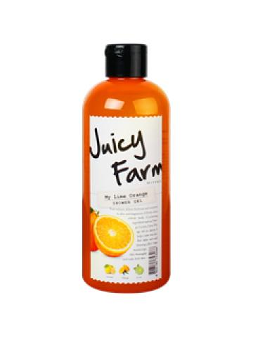 MISSHA - Juicy Farm Shower Gel 300ml (My Lime Orange) 300ml